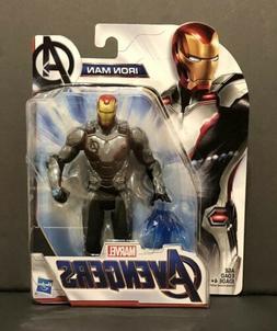 Hasbro~Marvel Avengers Iron Man Action Figure + Accessory~6