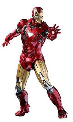 Hot Toys Marvel The Avengers Iron Man Mark VI DIECAST 1/6 Sc
