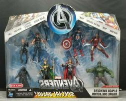 Marvel Avengers Movie Series 8-Pack Action Figure Collection