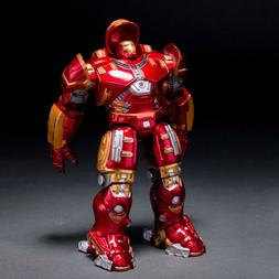 Marvel Avengers Ultron Iron Man Hulk Buster Collection Model