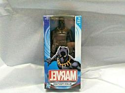 """Marvel Black Panther 6"""" Action Figure Ages 4 & Up Hasbro New"""