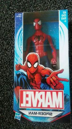 "HASBRO ~ MARVEL COMICS SPIDER MAN 6"" INCH ACTION FIGURE"