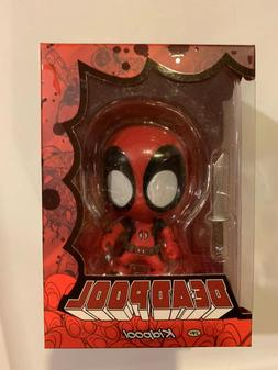 Marvel Cosbaby Deadpool Kidpool Bobble Head Doll PVC Action