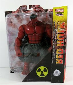 Marvel Diamond Select Red Hulk Action Figure Brand New in Pa