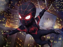 Marvel Egg Attack Action EAA-089 Spider-Man
