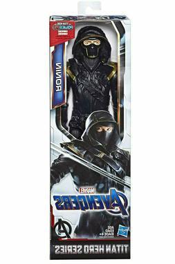 Avengers Marvel Endgame Titan Hero Series Ronin 12 Inch Scal