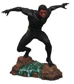 Diamond Select Toys Marvel Gallery: Black Panther Unmasked P