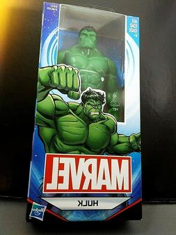 "Marvel Hulk Action Figure 6"" Plastic Boys Ages 4 & Up Hasbro"