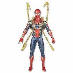Marvel Avengers: Infinity War Titan Hero Power FX Iron Spide