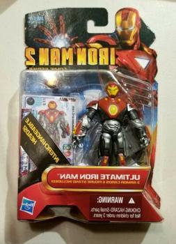 Marvel Iron Man 2 Comic Series Ultimate Iron Man Hasbro #36