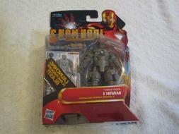 Hasbro Marvel Iron Man 2 Movie Series Iron Man Mark I 1 #01