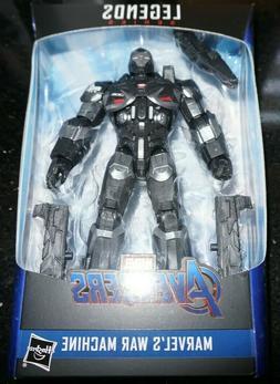 "Marvel Legends 6"" Infinity War Endgame WAR MACHINE IRON MAN"