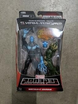 "Marvel Legends 6"" The Amazing Spider-Man 2 Electro Action Fi"