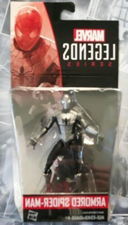 "Marvel Legends ARMORED SPIDER-MAN Infinite 2016 3.75"" Action"