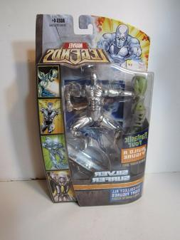 Marvel Legends BAF Ronan The Accuser Series Silver Surfer ac