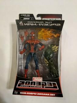 Marvel Legends Infinite Series The Amazing Spider-Man 2 Gree