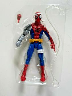 Marvel Legends Hasbro Retro Series Cyborg Spider-Man Action