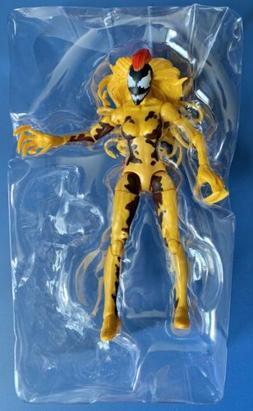 Marvel Legends SCREAM SYMBIOTE Mint Figure  Spider-Man