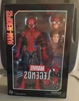 "Marvel Legends Series 12"" Inch Spider-Man NEW SEALED Peter P"