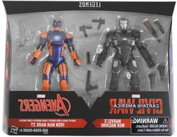 MARVEL LEGENDS SERIES 2 PACK CAPTAIN AMERICA CIVIL WAR AVENG