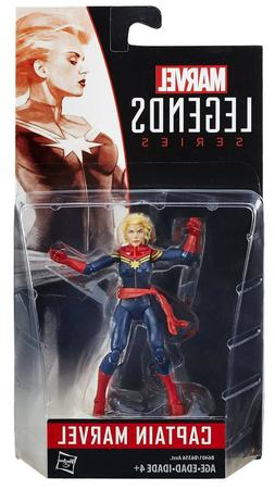 MARVEL LEGENDS Series__CAPTAIN MARVEL 3.75 inch action figur