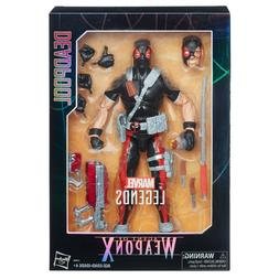 MARVEL LEGENDS SERIES DEADPOOL AGENT OF WEAPON X 12 Inch Act
