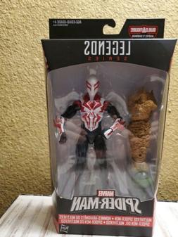"""Marvel Legends 6"""" SPIDER-MAN 2099 Action Figure Wave 7 Sandm"""