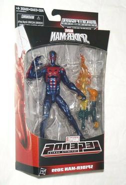 MARVEL LEGENDS SPIDER-MAN INFINITE SPIDER-MAN 2099 ACTION FI
