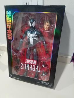 Marvel Legends Spider-Man Symbiote Suit Black Costume 12 Inc