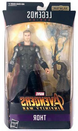 Marvel Legends Thor Avengers Infinity War Cull Obsidian Seri