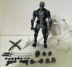 Marvel Legends X-men Deadpool Action Figure Revoltech Kaiyod