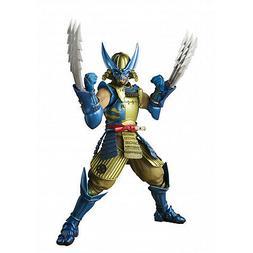 Bandai Marvel Manga Realization Muhoumono Wolverine Action F