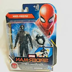 Marvel MCU SPIDER-MAN Far From Home STEALTH SUIT Night Monke