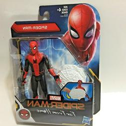 Marvel MCU SPIDER-MAN Far From Home UPGRADE SUIT w/ WEB SHIE