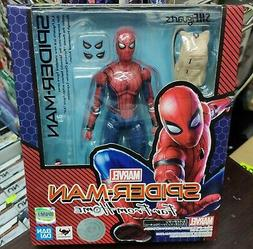 Bandai Marvel Movie S.H.Figuarts Spider-Man Far From Home Ac