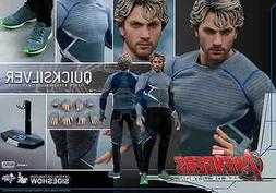 MARVEL Quicksilver 1/6 Action Figure Hot Toys The Avengers A