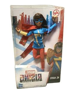 Marvel Rising Secret Warriors Ms. Marvel. Hasbro. Action Fig