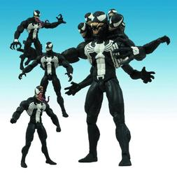 DIAMOND SELECT TOYS Marvel Select Venom 8 Inch Action Figure