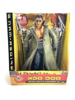 """Marvel Spider-Man 2 DOC OCK 12"""" Doctor Octopus Otto Octaviou"""