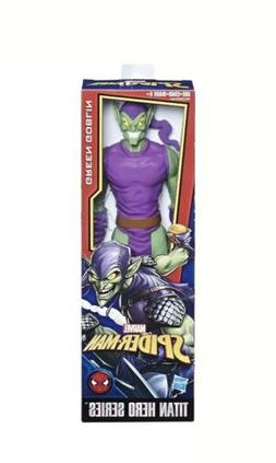 Marvel Spider-Man Titan Hero Series Green Goblin 12-Inch Act
