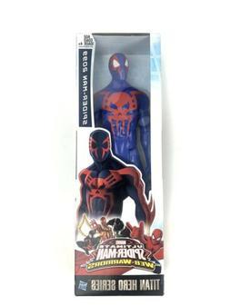 Marvel Spider Man Titan Hero Series Spider Man 2099 12 Inch