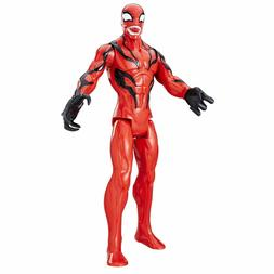 Marvel Spider-Man Titan Hero Series Villains Carnage 12 Inch