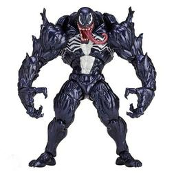 Marvel Spider-Man Venom Edward Brock Revoltech Action Figure