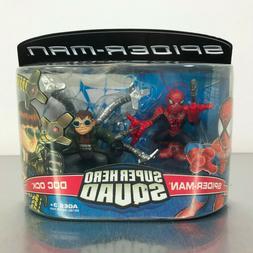 Marvel Super Hero Squad SPIDER-MAN & DOC OCK DOCTOR OCTOPUS