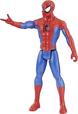 marvel superheroes spider man 12 inch titan