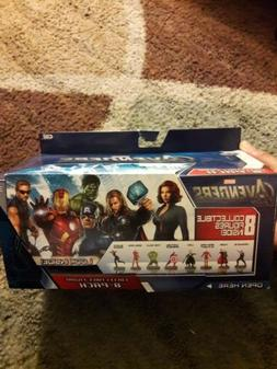 Marvel The Avengers Collectible Figure 8-Pack Thor, Iron Man