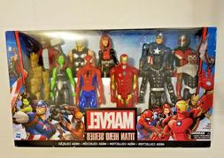 MARVEL-Titan Hero Series Mega Collection 11-Pack Ages 4 and