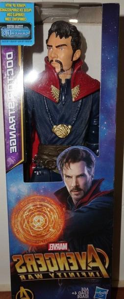 Marvel Titan Hero Series Dr. Strange & Thanos Avengers Infin