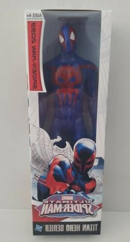 Marvel Titan Hero Series Ultimate Spider-Man 2099 Figure 12