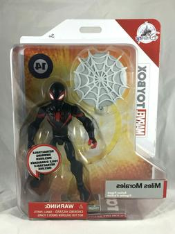 Disney Marvel Toybox Miles Morales Spider-Man Action Figure
